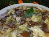 Václavky s kapustou recept