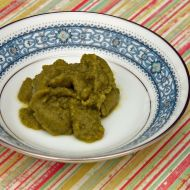 Příkrm brokolice recept
