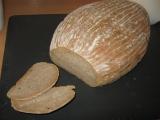 Chleba podle Romana Vaňka recept