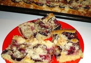 Švestkový koláč II.