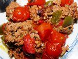 Mleté s paprikou a rajčátky recept
