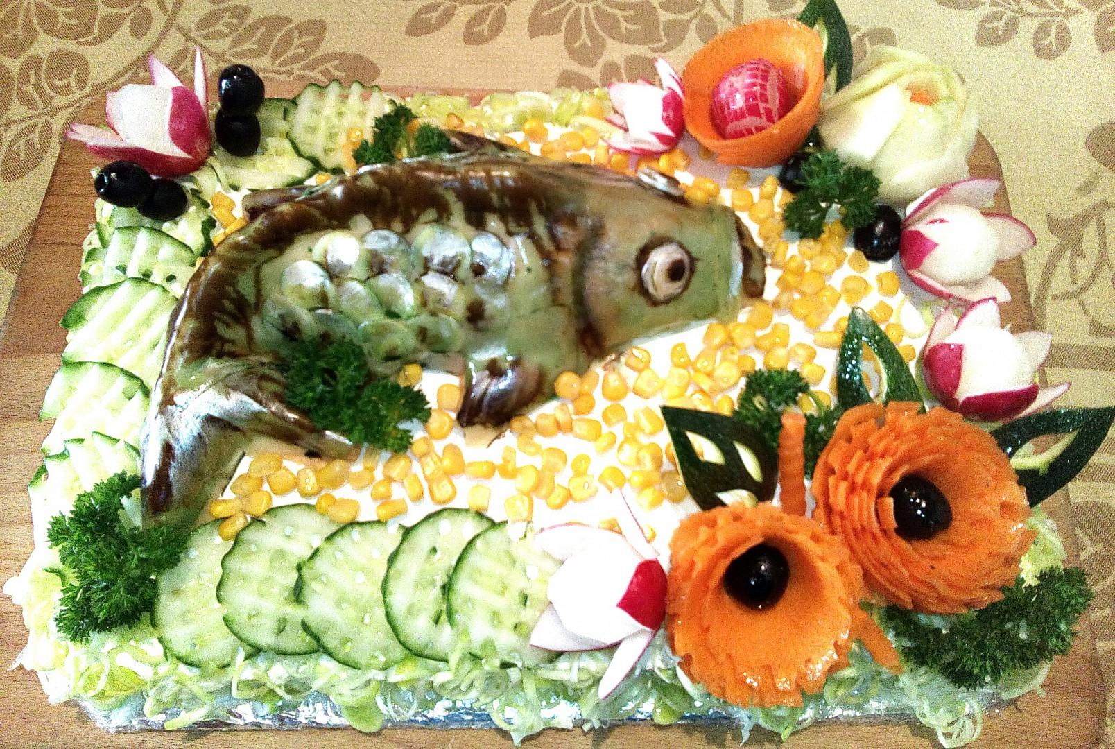 Chlebový dort KAPR recept