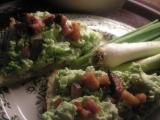 Pomazánka ze zeleného hrášku recept