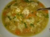 Poctivá květáková polévka recept