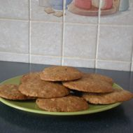 M&M´s sušenky recept