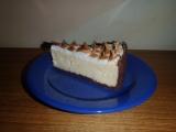 Tvarohový cheesecake se sněhovými pusinkami recept ...
