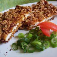 Kuřecí řízek v cornflakes recept