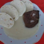 Vařené hovězí s křenovou omáčkou recept