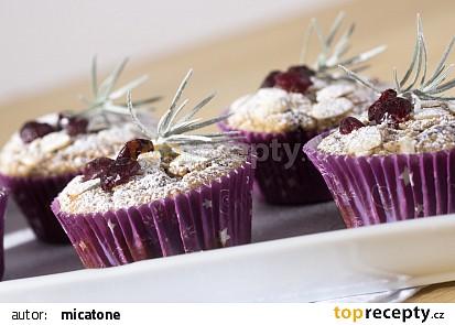 Ovesné muffiny s banánem a čokoládou recept