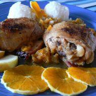 Kuře na pomeranči recept