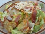 Křupavý salát recept