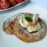 Maminčiny jablkové lívance recept