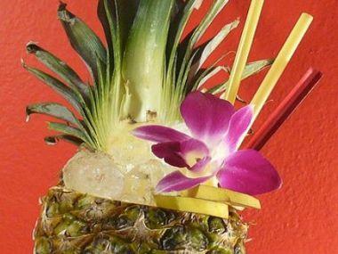 Koktejl ananas