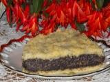 Křehký makový koláč recept