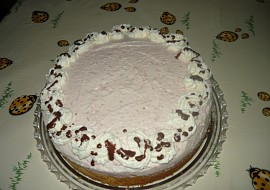 Jednoduchý písecký dort recept