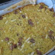 Pečený bramborák recept