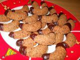 Čokoládovo oříškové rohlíčky recept