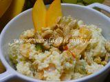 Ovocný salát s kuskusem recept