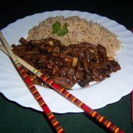 Kung Pao z vepřového masa recept