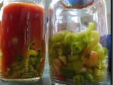 Papriky v rajčatové omáčce recept