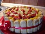 Jiříkův ovocný dort recept