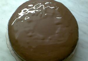 Sachrův dort IV.