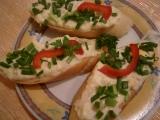 Vaječná pomazánka s hořčicí recept