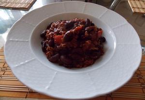 Chilli Con Carne  mexická specialita