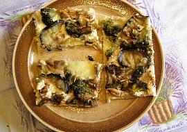 Slaný koláč á la France recept