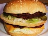 BigMac ( Hamburger ) recept