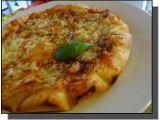 Pizza v remosce recept