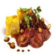 Uzený hovězí jazyk s omáčkou a bramborovým nákypem recept ...