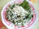 Mangoldové rizoto recept