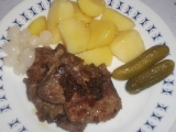 Skopové řízečky (z kozy) recept