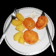 Fajnový smažený sýr recept
