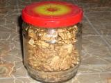 Zavařování ořechů v mikrovnce recept
