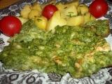 Špenát zapečený se sýrem recept
