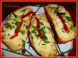 Mandlovo-sýrové tousty z trouby recept