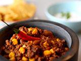 Pravé chilli con carne recept