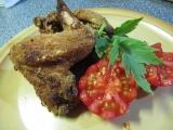 Kuřecí křidýlka na sucho ve strouhance recept