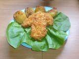 Kuřecí maso obalené v chipsech recept