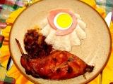 Novoroční králík recept
