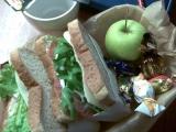 Svačinové sendviče recept