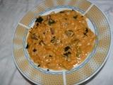 Segedinský guláš z masáků (růžovek) recept