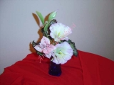 Modelované květiny z cukrové modelovací hmoty recept ...
