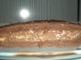 Čokoládovo-banánové řezy recept