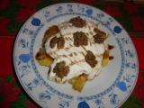 Zapečený ananas pro mlsouny. recept