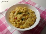 Matar dal khichdi (půlený žlutý hrách s rýží po indicku) recept ...