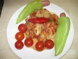 Vepřová minutková Tandoori masala recept