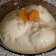 Meruňkové tvarohové knedlíky recept